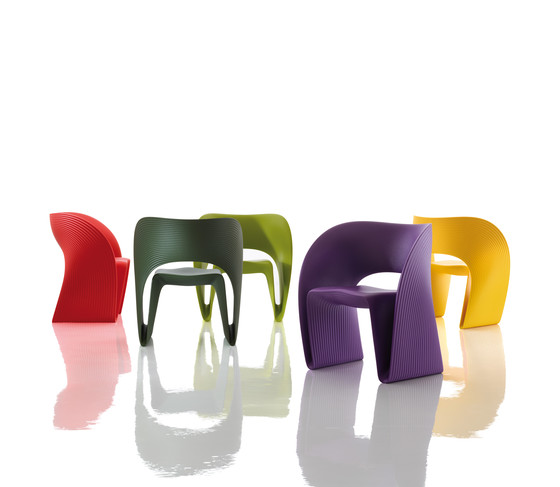 Raviolo Chair by Magis