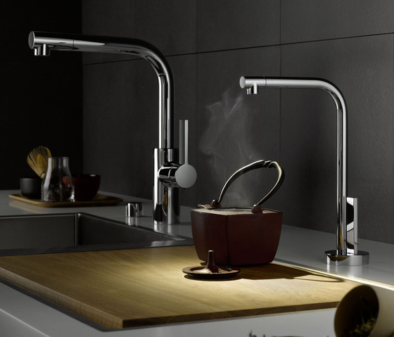 Water Dispenser - Single-lever mixer by Dornbracht