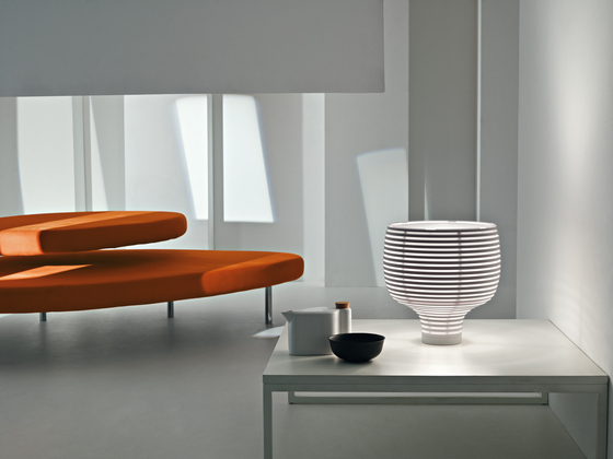 Behive table by Foscarini