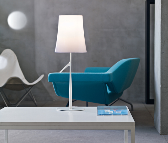Birdie 6 suspension grey de Foscarini