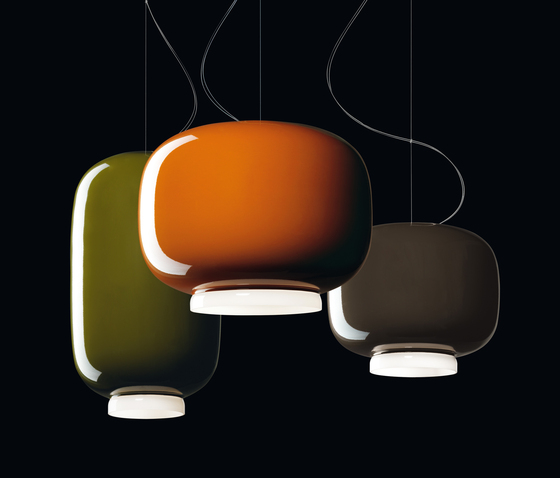 Chouchin 1 suspension de Foscarini