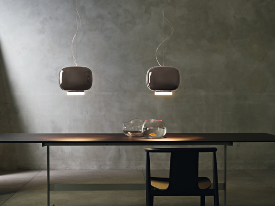 Chouchin Reverse 1 suspension by Foscarini