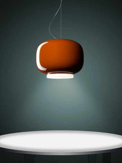 Chouchin 1 suspension by Foscarini