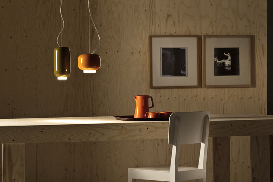 Chouchin Mini 1 / Mini 2 suspension by Foscarini