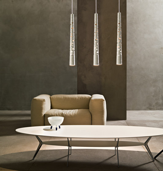 Tress Stilo suspension de Foscarini
