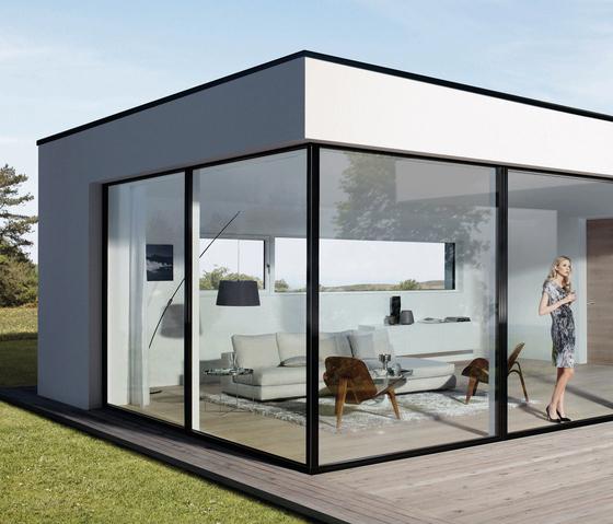 platin blue sistemi di finestre josko architonic. Black Bedroom Furniture Sets. Home Design Ideas