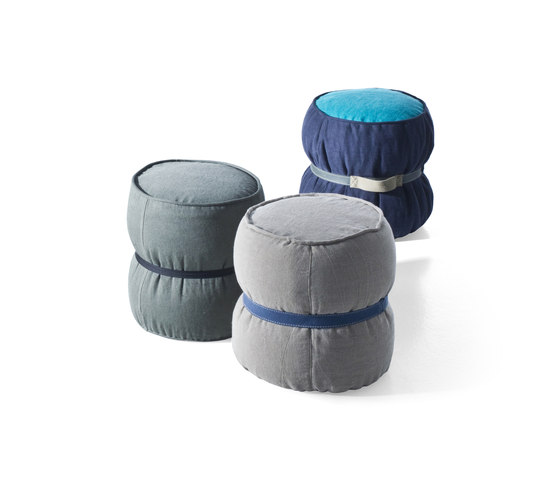 Chubby Chic Armchair by Diesel with Moroso