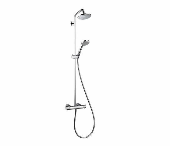 hansgrohe Croma Select S Multi EcoSmart 9 l/min shower set 0.90 m by Hansgrohe