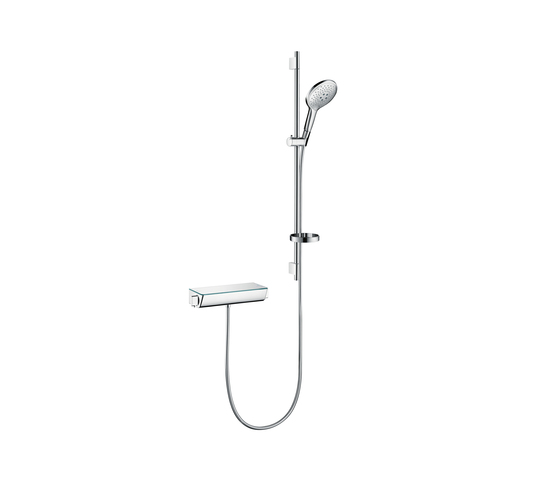 Hansgrohe Ecostat E thermostatic mixer for concealed installation for 1 function by Hansgrohe