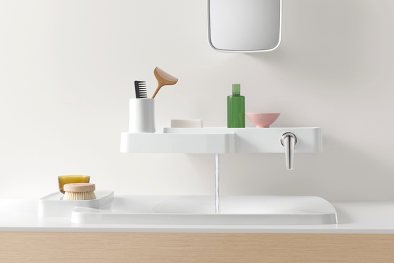 AXOR Bouroullec built-in wash basin by AXOR