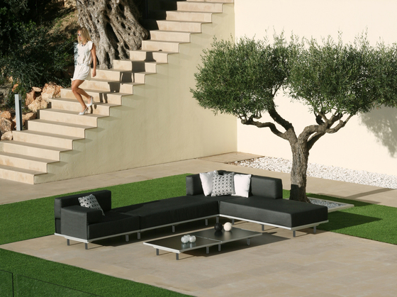 lazy garden sofas by royal botania architonic. Black Bedroom Furniture Sets. Home Design Ideas