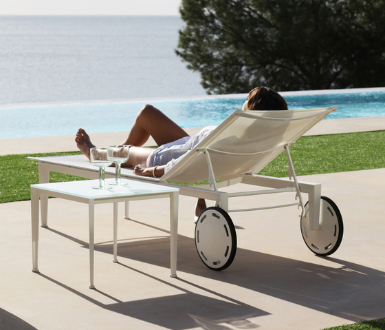 Little-L Sunlounger de Royal Botania