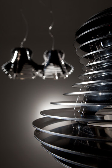 Faretto Double suspension de Slamp