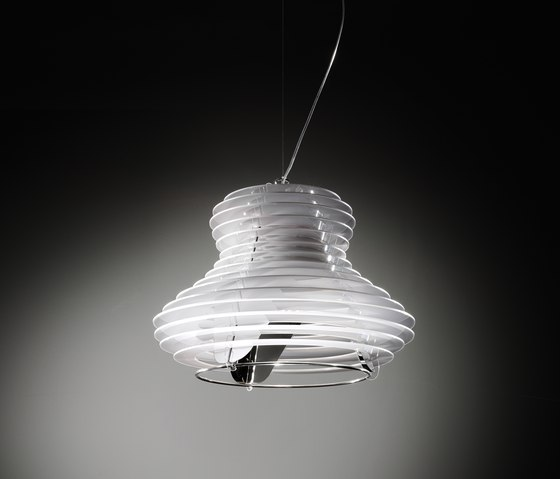 Faretto Double suspension by Slamp