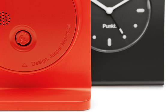 AC 01 Alarm Clock Anodized by Punkt.