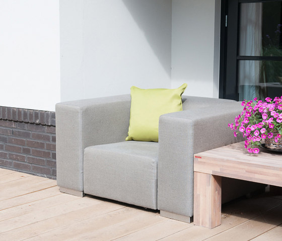 Merano 2 Seater de Design2Chill
