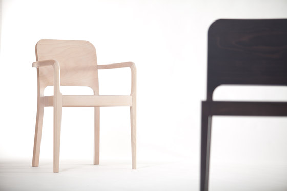 911 Armchair by TON