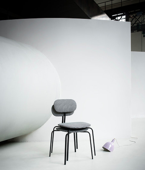 T-Chair by Tacchini Italia