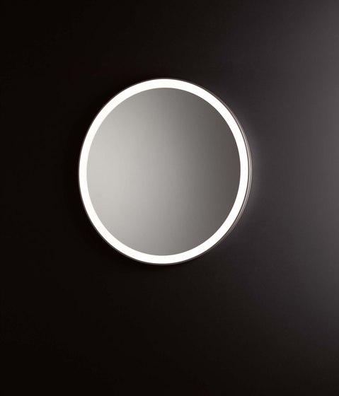 LED illuminated mirror | 950.01.11101 by HEWI