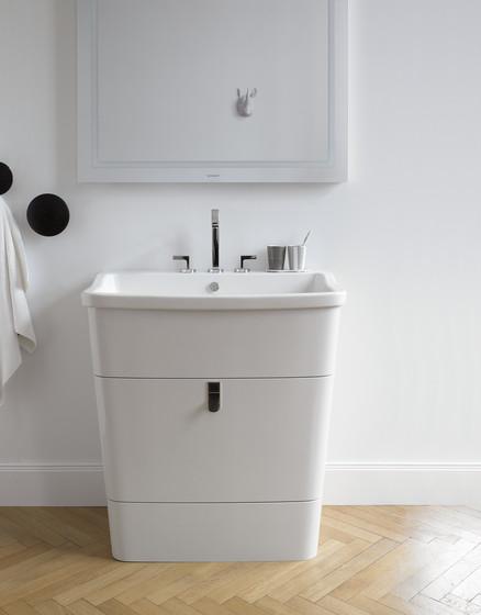 Vanity units wash basins esplanade vanity units with - Duravit esplanade ...
