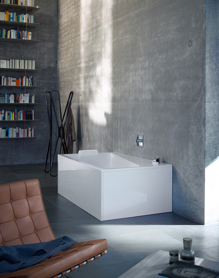 Paiova - Bathtub by DURAVIT