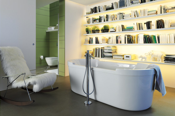 Stark News - Washbasin by DURAVIT