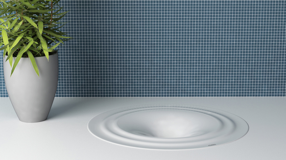 Origine basin by Ceramica Flaminia