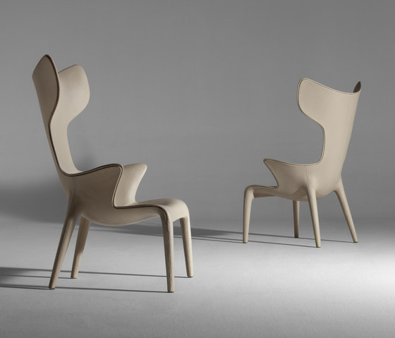 Lou Read armchair by Driade