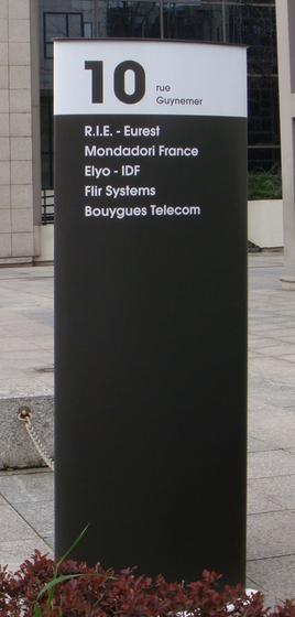 360º by Marcal Signalétique