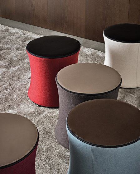 "Davis ""Drum"" by Minotti"