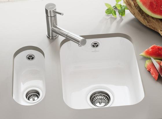 Cisterna 45 I 19 Undercounter sink by Villeroy & Boch