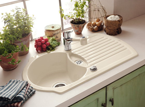 Lagor Pure 45 Built-in sinks by Villeroy & Boch