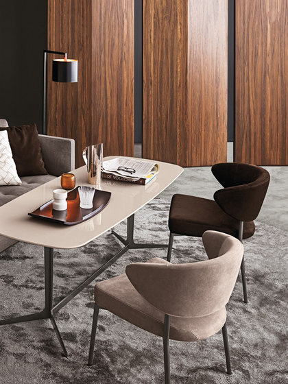 Mills Low by Minotti
