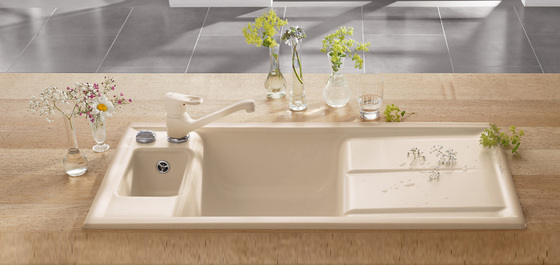 Laola 60 Built-in sink by Villeroy & Boch