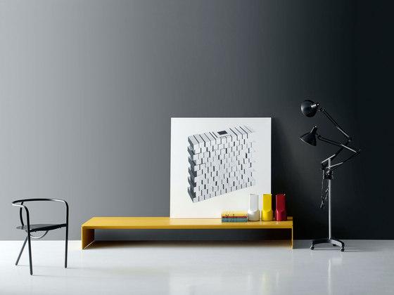 Modern Light bench by PORRO