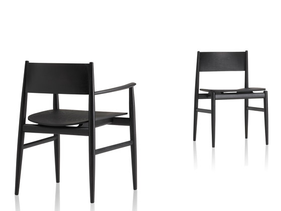 Neve chair by PORRO