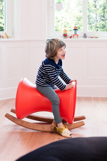Rocker rocking horse di Lampert