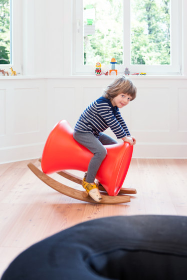 Rocker rocking horse de Lampert