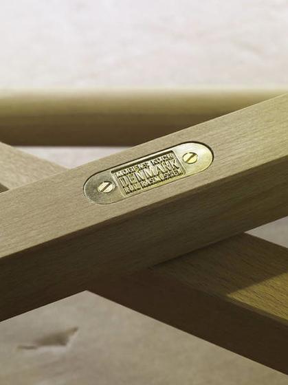 Folding Chair by Rud. Rasmussen