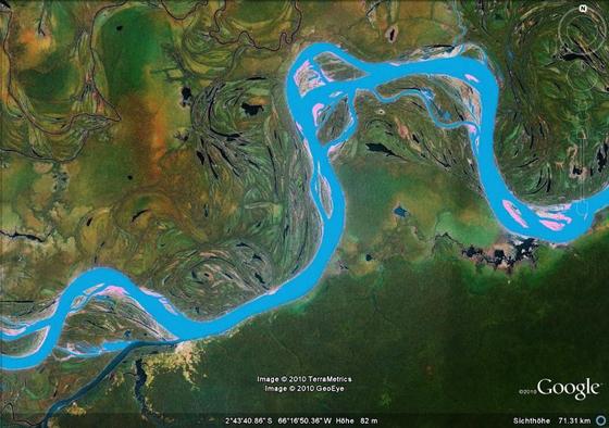 Fortune Rio Amazonas di LOBMEYR