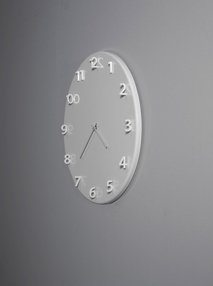 Sundial wall clock by PORRO
