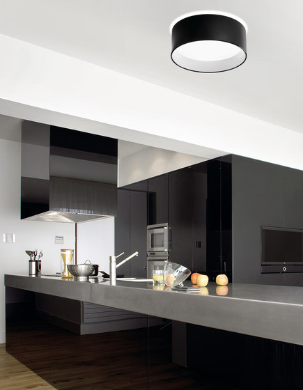 Cala ceiling light by BOVER