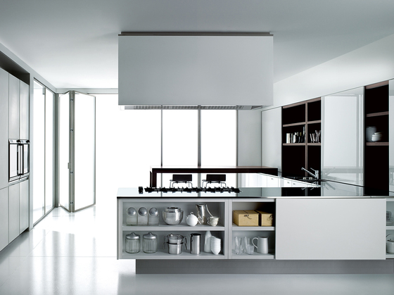 Anthea wall partition system by Boffi