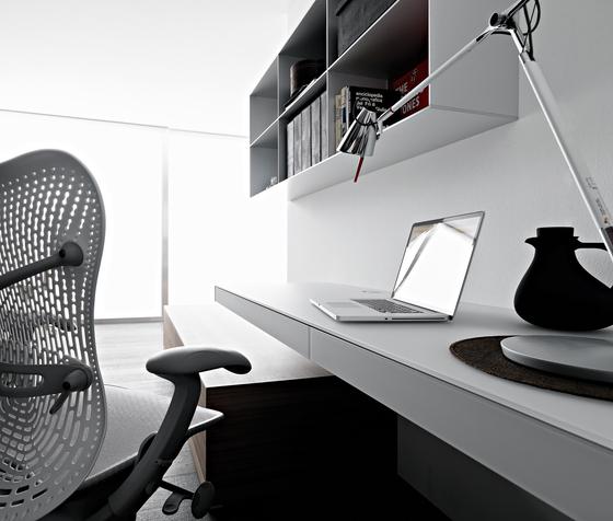 Living Operam Desk di Valcucine