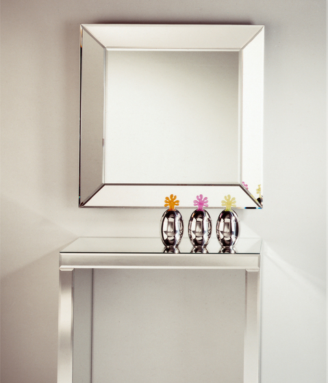 Integro Rectangle by Deknudt Mirrors