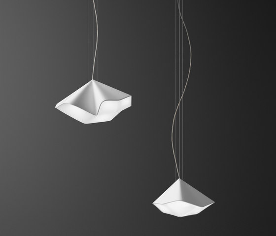 Glory hanging lamp type A di Vibia