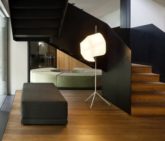 Glory floor lamp von Vibia