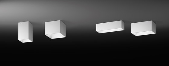 Link wall light triple by Vibia