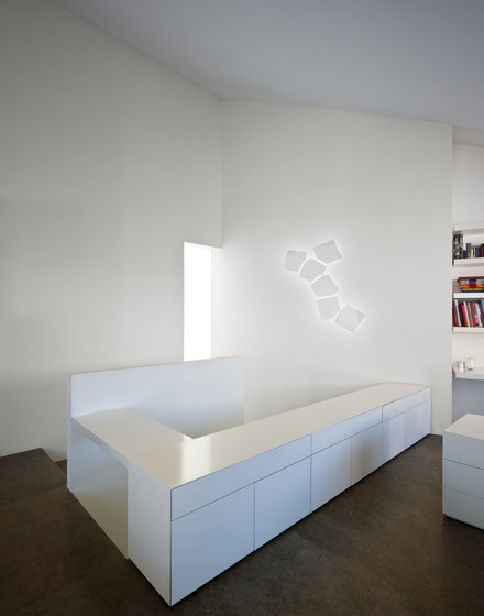 Origami Wall luminaire by Vibia