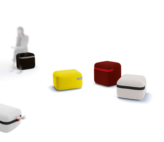 Season Mini Poufs By Viccarbe Architonic